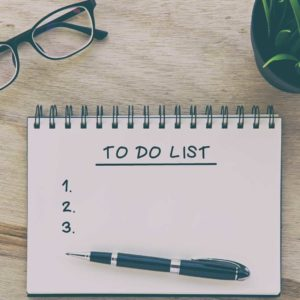 an image about todo lists